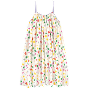 STELLA MCCARTNEY KIDS Printed organic cotton dress