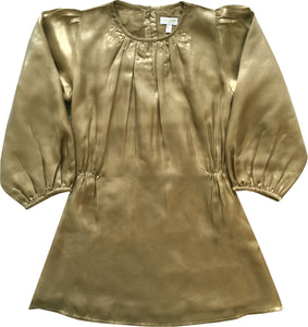 MOON PARIS CLOTHING Dress, Gold