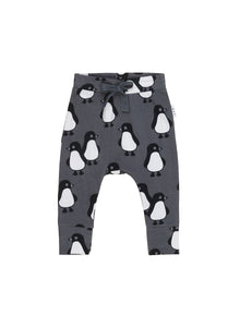 Huxbaby Penguin Drop Crotch Pants