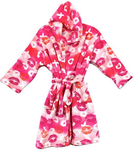 Made with Love and Kisses - Robe - Ombre Lips