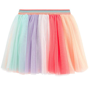 Billieblush Multicolor Tulle Skirt