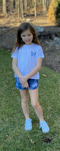 Tweenstyle - Boxy Tee - Butterfly