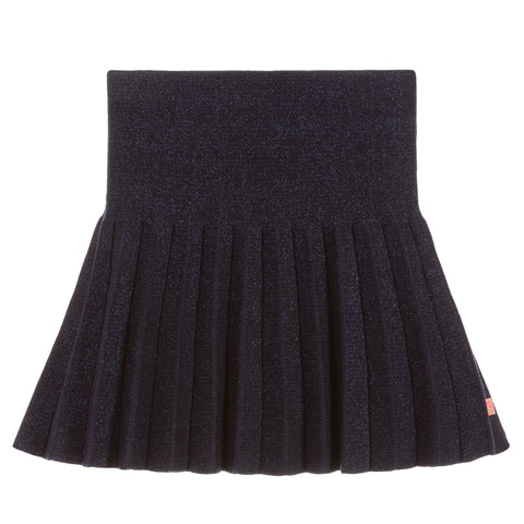 BILLIEBLUSH Girls Indigo Skirt