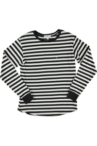 SUBURBAN RIOT Girls Chelsea Stripe Long Sleeve Tee