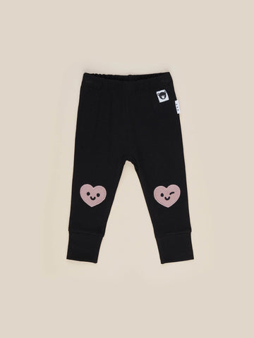 Huxbaby - HEART KNEE LEGGING