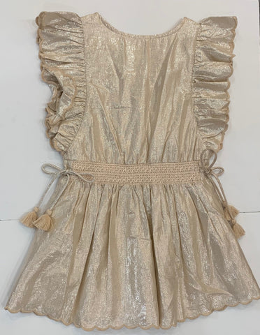 Louis Louise Lamé Dress