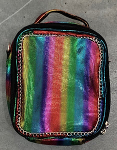 Bari Lynn Lunchbox, Rainbow Chain