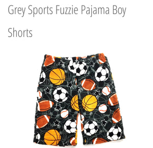 Fuzzy Shorts, Sports