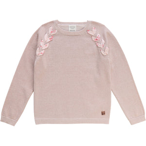 Carrément Beau Lurex Sweater