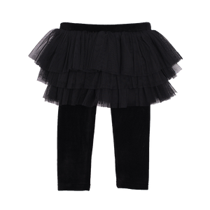 ROCK YOUR BABY Leggings with Tulle Skirt