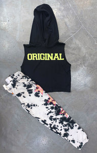 Flowers by Zoe Tie Dye Sweatpants