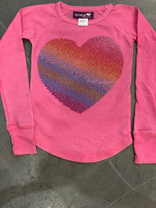 Sparkle by Stoopher, Rainbow Heart Thermal