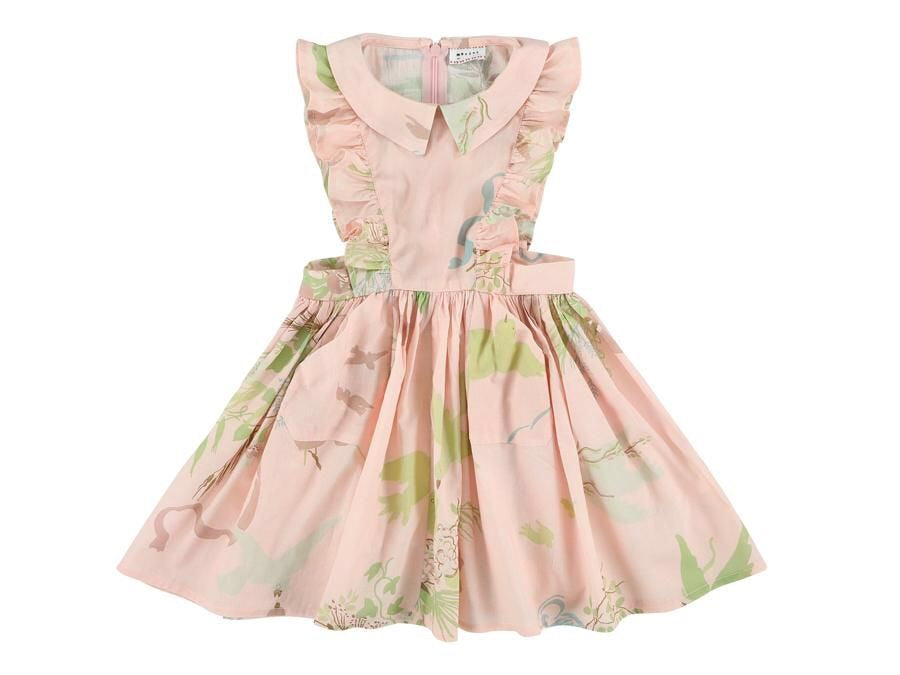 Morley Lily Dress - Rose