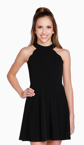 SALLY MILLER Girls Halter Neck Dress