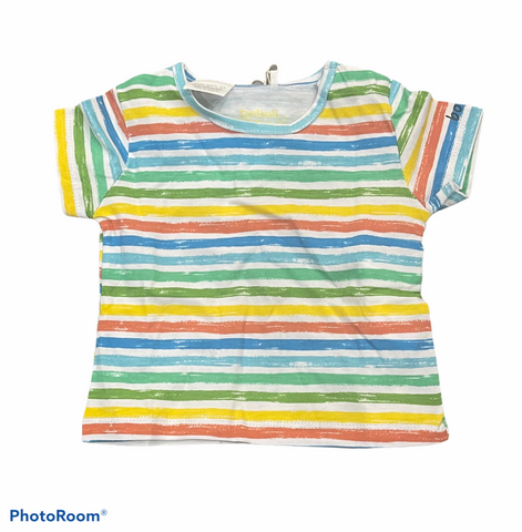 Boboli - Rainbow Striped Infant Tee