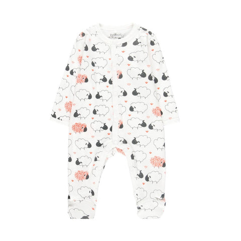 BOBOLI Sheep Playsuit