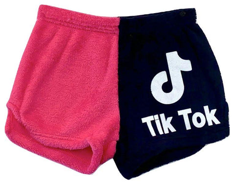 Made with Love and Kisses Fuzzy Shorts, TikTok