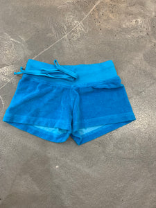 Hard Tail Terry Shorts, Atlantic - Junior