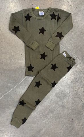 Baby Steps - Thermal Star PJs