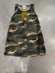 Dori Creations Camo Mesh Cover Up