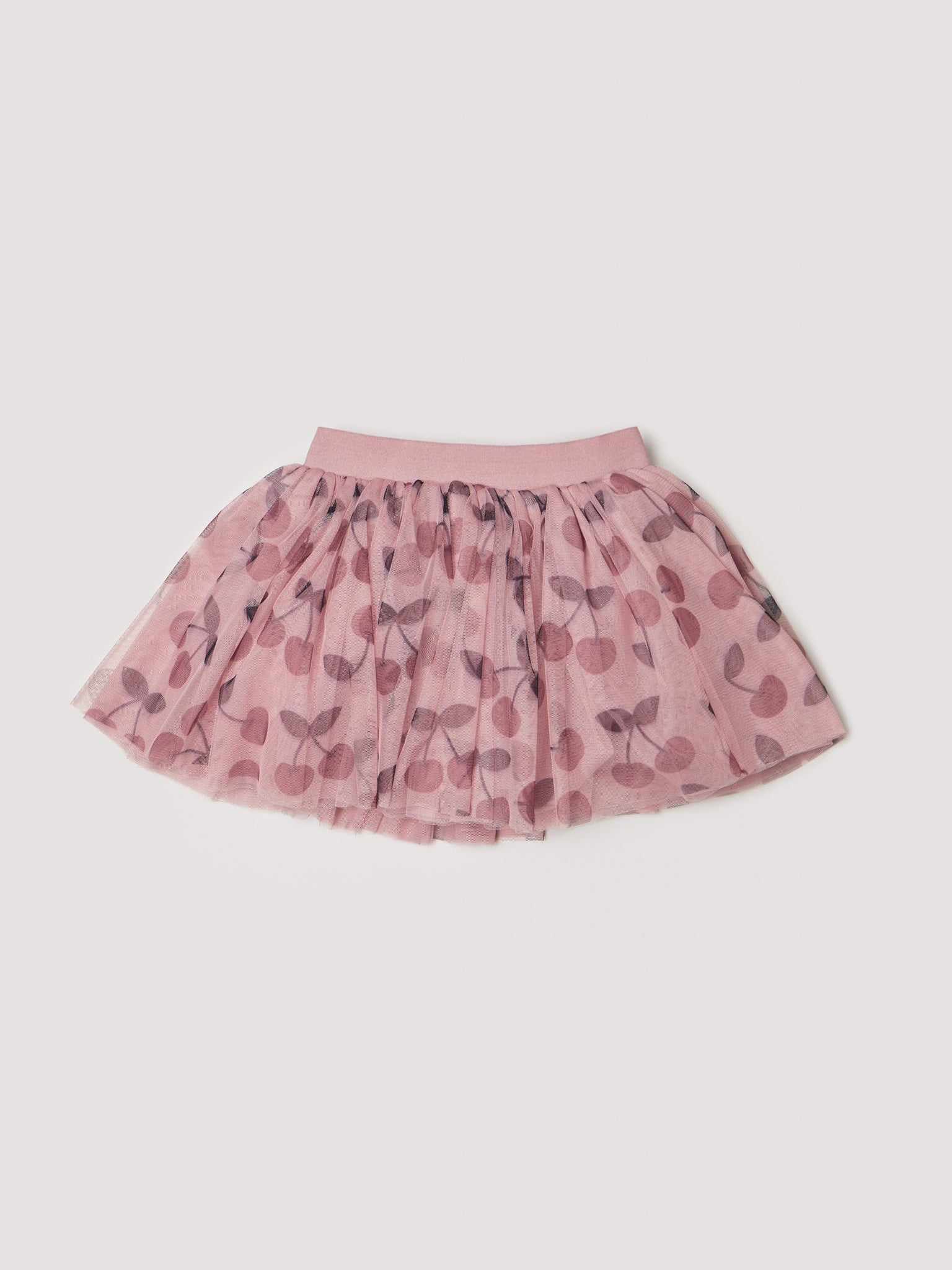 HUXBABY Cherry Skirt