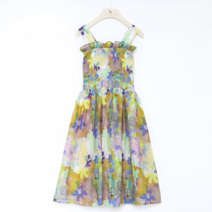 Stella McCartney Paint Flowers Dress