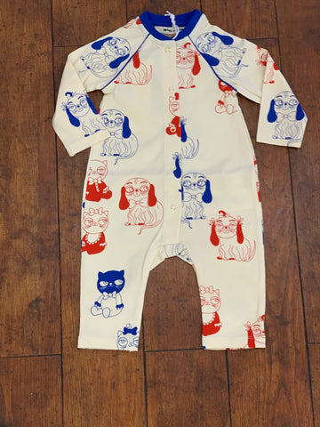 Mini Rodini Infant Bodysuit
