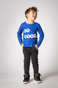 JOAH LOVE Boys Kevin - Do Good Long Sleeve T Shirt