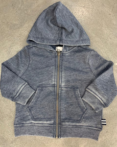 Splendid Infant Hoodie - Washed Navy