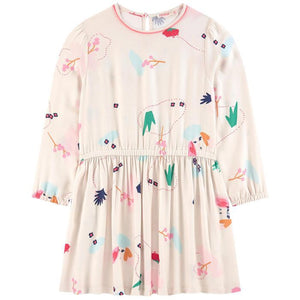 BILLIEBLUSH Girls Print Dress