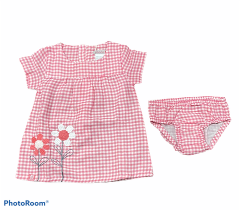 Boboli - Baby Girl Gingham Dress