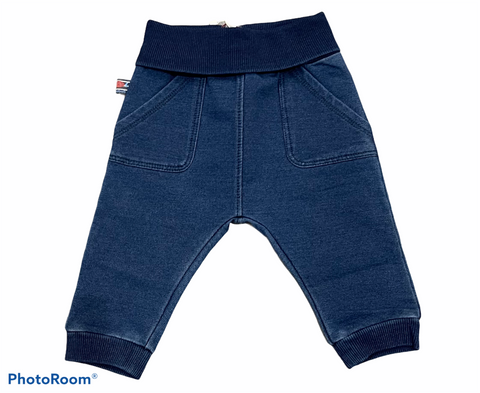 Boboli - Dark Denim Wash Joggers
