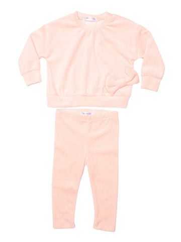 JOAH LOVE Yara Baby Girls Long Sleeve Top & Pant