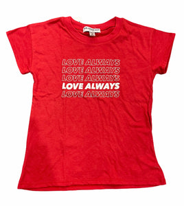 Suburban Riot - Love Always Tee