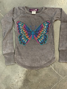 Sparkle by Stoopher, Pixel Butterfly Thermal