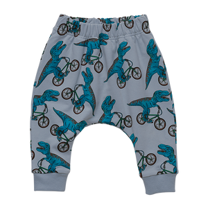 Rock Your Baby - Dino Bike Baby Track Pants