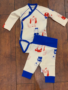 Mini Rodini Infant Onesie