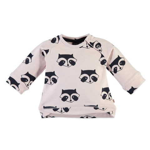 Babyface Raccoon Sweatshirt