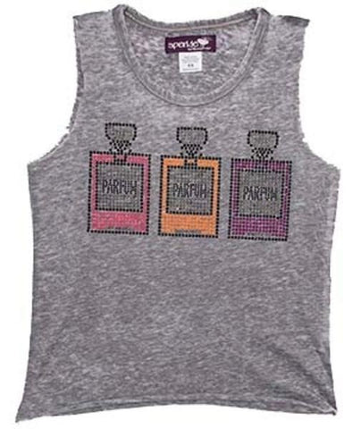 Sparkle By Stoopher Muscle Tank - Perfume