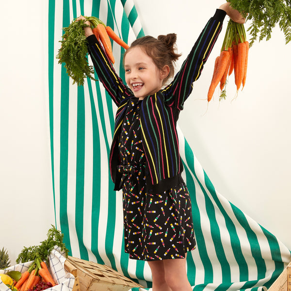 Sonia Rykiel Paris Girls Popsicle Jersey Dress
