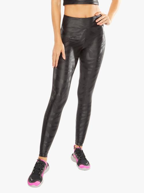 Koral - Lustrous Gouffre High Rise Legging - Black