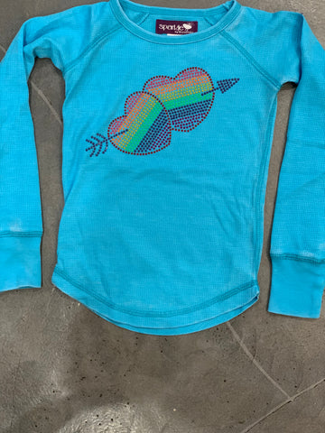 Sparkle by Stoopher, Double Rainbow Thermal
