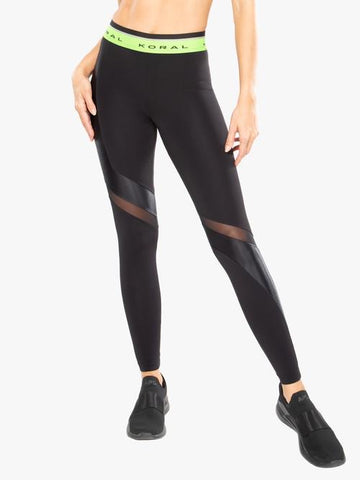 Koral - Prompt Blackout High Rise Legging