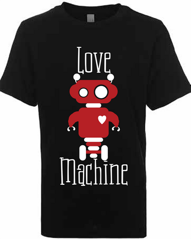 LCK for Stoopher, Love Machine - Robot