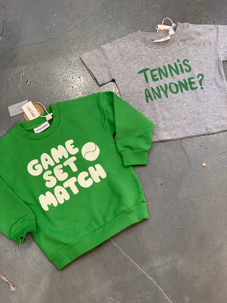 Mini Rodini Tennis Anyone Tee
