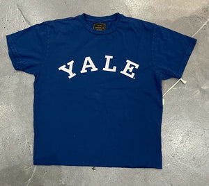 Retro Brand - Yale Cut Off Tee