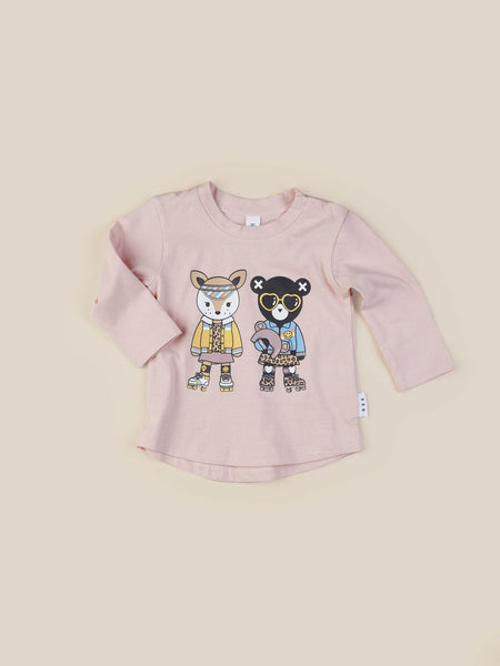 Huxbaby - SKATER FRIENDS TOP