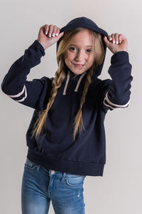 SPARKLE BY STOOPHER Girls Varsity Pullover
