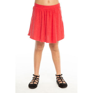 CHASER Girls' Knit Skort