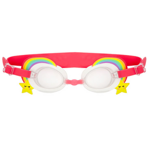SUNNYLIFE Toddler/Big Kid Rainbow Swimming Goggles